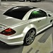 Mercedes+SL+Widebody+Facelift+Conversion+Lamborghini+Pearl+White+SL65+R230+By+Prior+Design