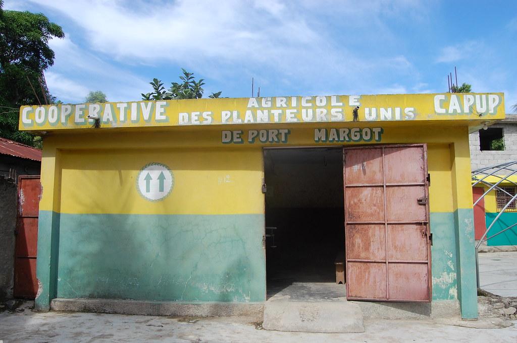 Cooperative agricole des planteurs unis Port Margot