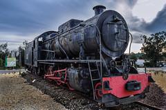 Locomotiva 201 (_Rjc9666_) Tags: old train spain nikon espanha 10 5 trem 116 comboio d5100 mygearandme blinkagain bestofblinkwinners ruijorge9666