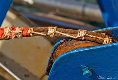 Passion (Fabrizio Arati) Tags: mare barche azzurro gallipoli cime