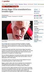 Guardian (Ronnie Biggs The Album) Tags: ronnie biggs greattrainrobbery oddmanout ronniebiggs ronaldbiggs