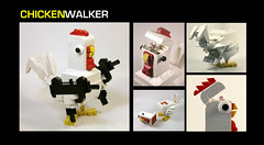 Chicken Walker on Cuusoo (MacLane) Tags: