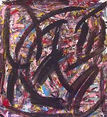 no brain (divedintopaint) Tags: ferrara astratto quadri espressionismo dived informale neoprimitivismo