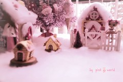Lalaloopsy in Candy land........... (PinkWorld) Tags: pink winter snow cute doll candy handmade cupcake icecream kawaii rement lollipop candyland candyhouse pinktree pinkworld candytree pinkchristmas pinktoy keysi pinktopia blossomflowerpot lalaloopsycustom