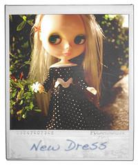 Blythe New Dress