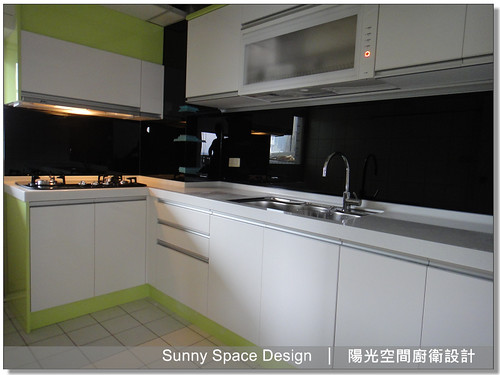 深坑深南路洪先生L型質感廚具-陽光空間廚衛設計07