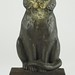 170. Early Cast Iron Cat Doorstop
