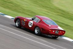 1960 Ferrari 250 Drogo (autoidiodyssey) Tags: car race vintage ferrari 250 1960 drogo racttcelebration 2011goodwoodrevival