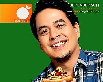 December 2011 Cover - John Lloyd