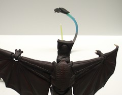 FIRE AWAY! (Infinite Hollywood) Tags: kaiju gamera gyaos daei revoltech japanesemonsters