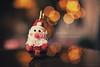 merry christmas (In Memory Lane~) Tags: santa christmas winter 50mm dof bokeh mark ii 5d merry 50l strobist