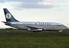 OO-SDL Boeing 737-229 (Irish251) Tags: ireland dublin airport boeing dub 737 sabena 737200 eidw 737229 oosdl
