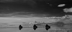 Salar de Uyuni. (cronicasincronica) Tags: life travel ana sofia bolivia celeste uyuni salardeuyuni argentinas cementeriodetrenes rodrigofuentes sudamericantrip