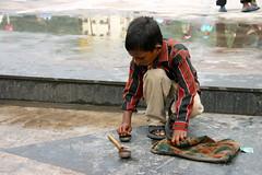 Street games (Stefano Gambassi) Tags: india jaipur rajasthan