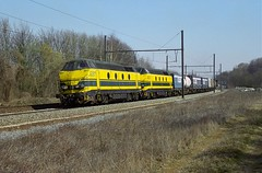 NMBS 6267+6223 Bassenge (Davy Beumer) Tags: nmbs l24 hld62