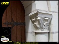 20100715-Ligré_018 (michel.cansse) Tags: france centre richelieu indreetloire paysdeloire glise ligré