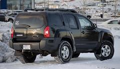 Nissan XTerra 2007 (Steini DJ) Tags: iceland nissan suv xterra 2007 nissaxterra