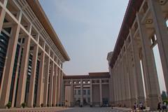 impressive National Museum (yrebmi) Tags: asia asien beijing september nationalmuseum peking 2011