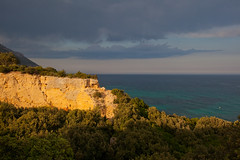 """Cala Gonone At Sunset • <a style=""""font-size:0.8em;"""" href=""""http://www.flickr.com/photos/55747300@N00/6650063763/"""" target=""""_blank"""">View on Flickr</a>"""