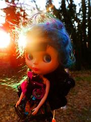 Golden sun for a Golden girl!!