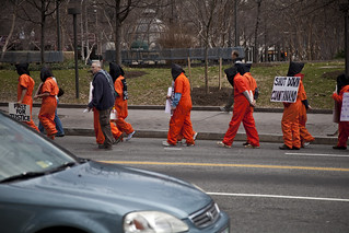 Witness Against Torture: Detainees Walk
