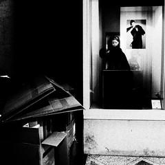 Hard-boiled wonderland (mRallie) Tags: street white black photography scary doll suisse geneve hard olympus creepy grainy wonderland boiled epl1
