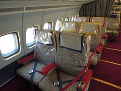 First Class (kevincrumbs) Tags: luzern lucerne sr airliner swissair convair verkehrshaus convair990 swissmuseumoftransport dopplr:explore=re81 convaircv990 hbicc convair990coronado