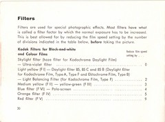 Kodak Retinette  IB - Instructions For Use - Page 20 (Gareth Wonfor (TempusVolat)) Tags: filters kodak retinette ib manual instructions guide scan mrmorodo 1b instruction camera 1950s art design graphics film 35mm vintage photography instrument information info old scanned scans gareth retinetteib retinette1b viewfinder chromeage kodakag booklet howto book reading read pages steps printed material shared pamphlet leaflet tempusvolat tempus volat epsonscanner flickr getty interesting image picture gw scanner scanning epson perfection v200 photoscanner epsonperfection garethwonfor mr morodo wonfor