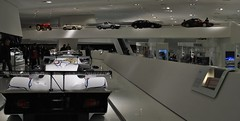 Porsche Museum...interior