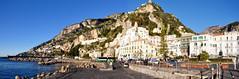 Amalfi Panorama (RobW_) Tags: italy panorama campania sunday january amalfi 2012 jan2012 15jan2012