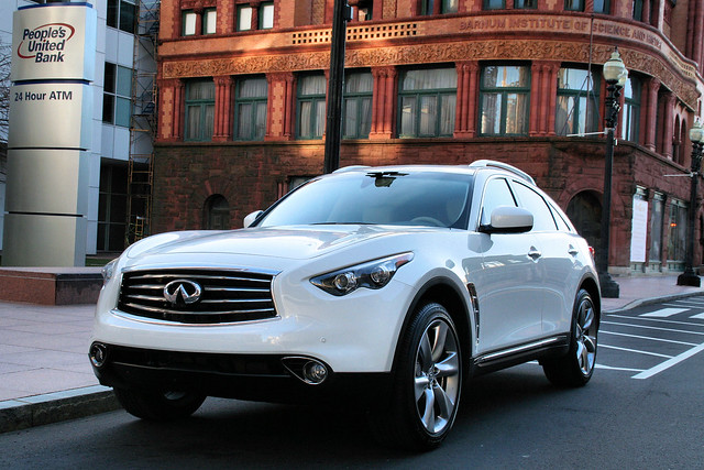 japanese connecticut performance ct bridgeport suv luxury v8 2012 infiniti crossover cuv fx50 fx50s