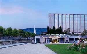 プレジデント ウィルソン ホテル
