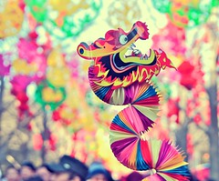 Year of Dragon. (ShanLuPhoto) Tags: china colorful beijing chinesenewyear 春节 lunarnewyear springfestival templefair 庙会 农历新年 龙年 yearofdragon