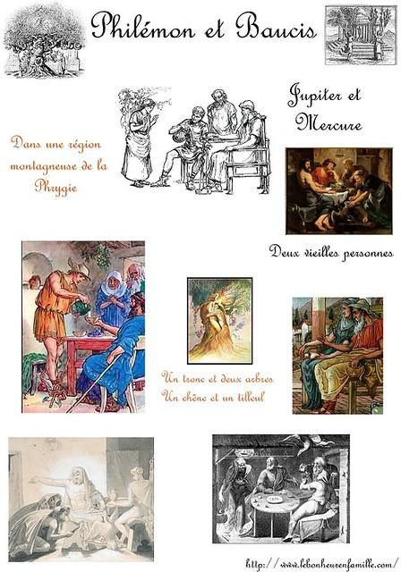 AAAAAAAAAAAAAfiche Philémon et Baucis