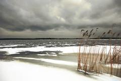Stormy Weather (Jetuma) Tags: storm ice weather is karlstad vnern vass blst