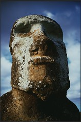 Easter Island 2004 (Scanner Pizza) Tags: chile easterisland velvia50 summicron50mm leicamp