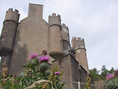 Braemar Castle Aug 2010 (003)