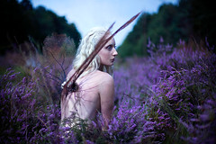 Wonderland 'Euphaeidae' (Kirsty Mitchell) Tags: beauty fairytale dawn dragonfly heather fantasy wonderland enchanted kirstymitchell myheartsoared wonderlandpartii