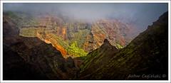 Waimea Canyon, Kauai, Hawaii (Artvet) Tags: