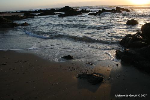 Sunrise at Palm Beach