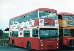 Clydeside Scottish 22 - THM 687M (cms206) Tags: bus london 22 coach transport scottish kelvin daimler leyland fleetline dms clydeside i22 ggpte dms687 thm687m
