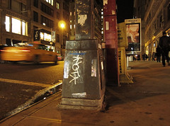 Ynot (carnagenyc) Tags: nyc newyork night graffiti rip ynot ynotse