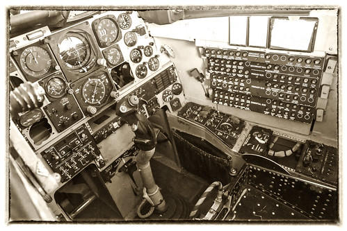 Ye Olde Cockpit