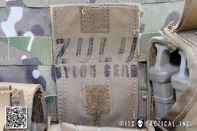 Zulu Nylon Gear M4 Double 04