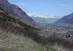 les Follateres/ Valais /Suisse ....    vue  sur la Valle du Rhone (luka116) Tags: berg montagne schweiz switzerland suisse swiss svizzera paysage branson moutain wallis valais montagnes 2014 valle follateres lesfollateres