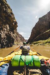 Push (The Noisy Plume) Tags: travel oregon rafting raft owyheeriver owyheecanyonlands oarsrafting