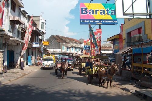 Indonesia - Lombok - Mataram - Streetlife With Cidomo - 17