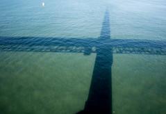 Shadow (tobias.koeltzsch) Tags: ocean sanfrancisco california bridge usa goldengatebridge sanfranciscobay