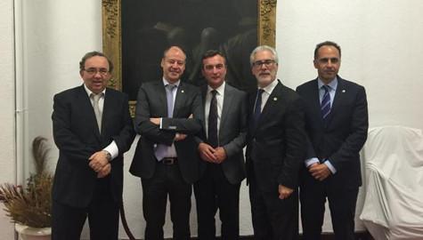 González Mazo, nuevo presidente del Consejo Rector de CEIMARNET