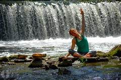 copyright_ConduitYogaMedia (24 of 67) (owenjames31) Tags: yoga waterfall trish theconduit hockanum ojdphotography theconduityoga trishfrost
